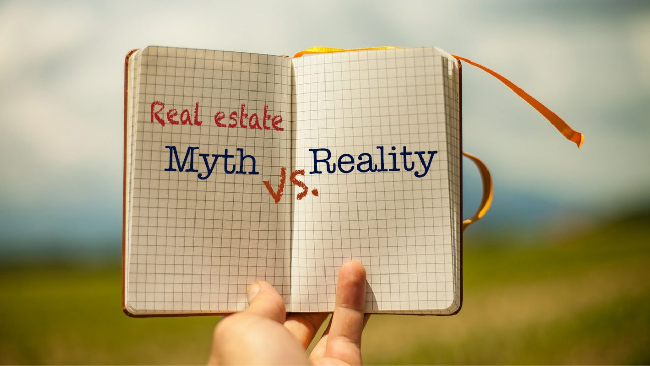 You are currently viewing Some myths about real estate