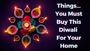 Read more about the article This Diwali Decorate Your Home with these Amazing things… Price Starting from Rs.109