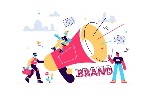 marketers-with-megaphone-conducting-brand-awareness-campaign_126608-973