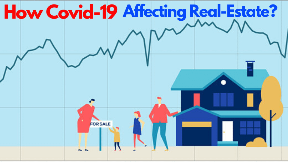 You are currently viewing How Corona Virus or Covid-19 is affecting Real Estate?